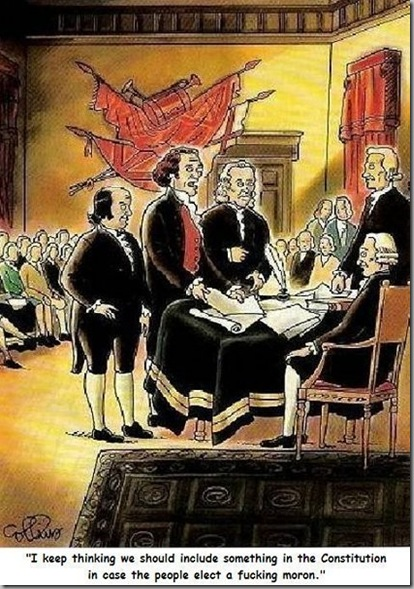 Political equality and the founding of the constitution